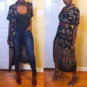 Vintage Dress/Duster!